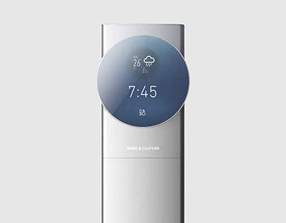 Air conditioner : what if designed by 'bang&olufsen'