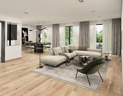 Renovation & interior design