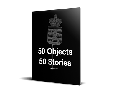 50 Objects, 50 stories
