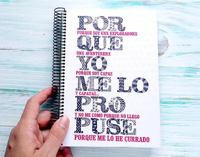 Porque yo me lo propuse - Cuaderno