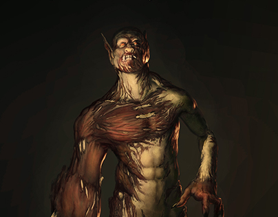 Soul Reaver redesigned - Melchahim Vampires concepts