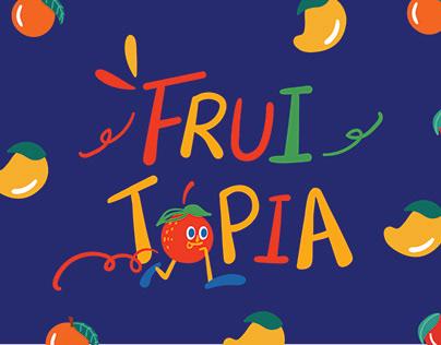 FRUITOPIA | CHARACTER DESIGN