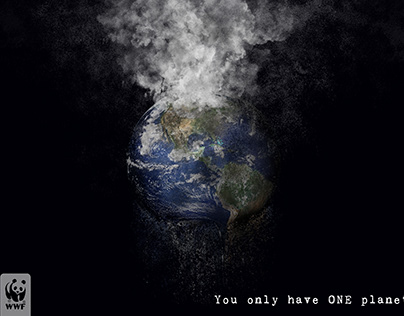 You only have ONE planet