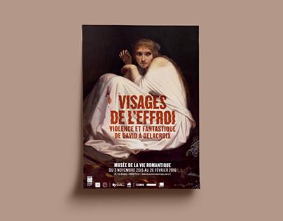 Musée de la Vie Romantique – Visages de l'effroi