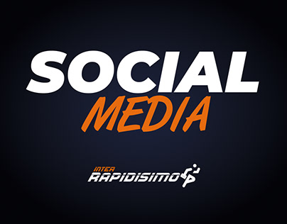 Social Media - Inter Rapidísimo