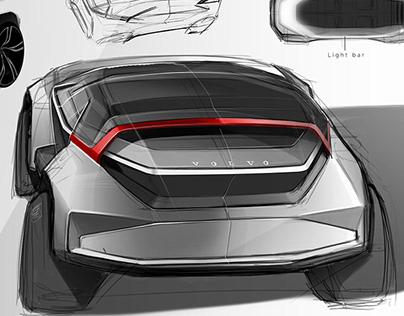 Volvo Mysa concept