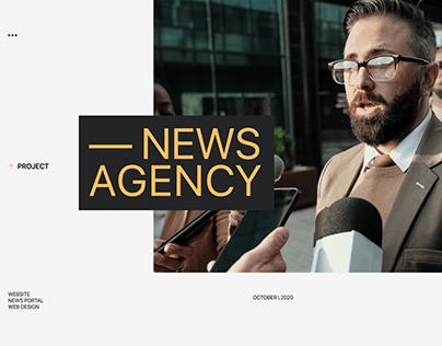 News website - Newsdots