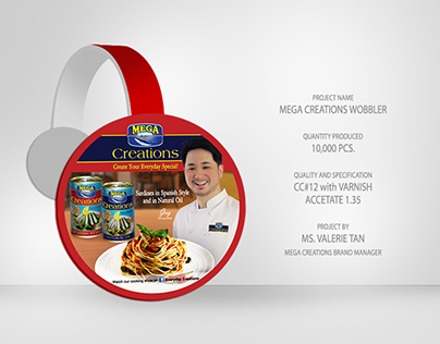 Mega Creations and Oh my Ulam Wobbler Projects