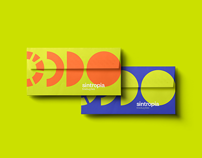 Sintropia - Logo | Identity