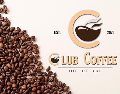 CLUB COFFEE Logo & Packaging design