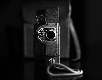 Revere 8mm Film Camera