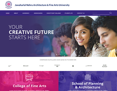 JNTU Website