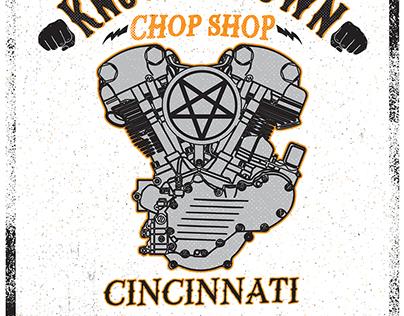 Knuckle Down Chop Shop