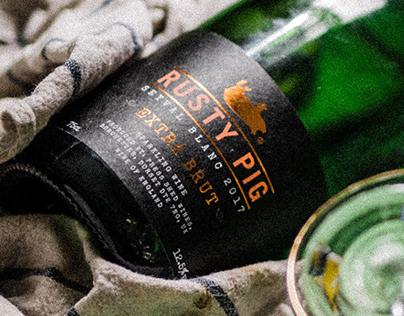 Rusty Pig Restaurant – Branding, Website, Packaging