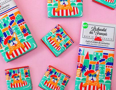 Les Chocolat des Francais- Frenchie