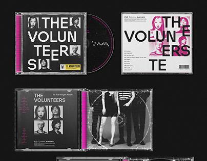 Band The Volunteers 1st Album album : ODD ver.