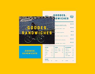 Goodes Sandwiches