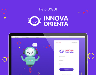 UX/UI Reto Innova Schools