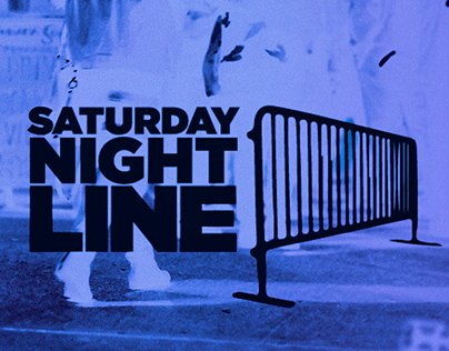 Saturday Night Line