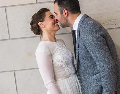 Colin + Karen Wedding