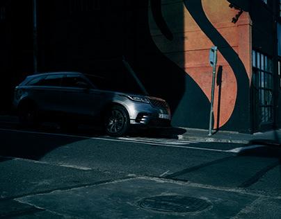 Range Rover Velar in Cape Town