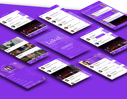 Mobile App Redesign Concept