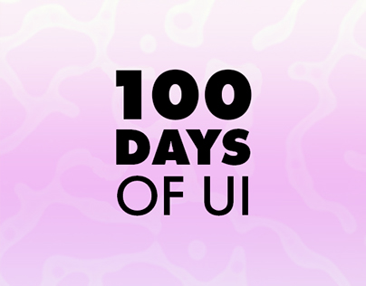 Daily UI Elements for 100 days by Hezy