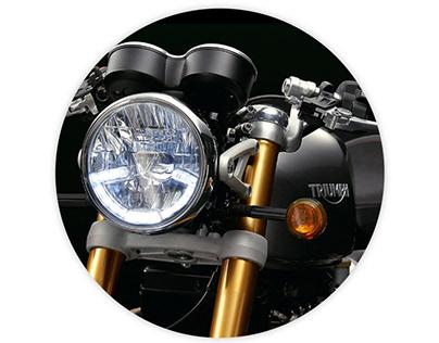 Triumph Thruxton R UI