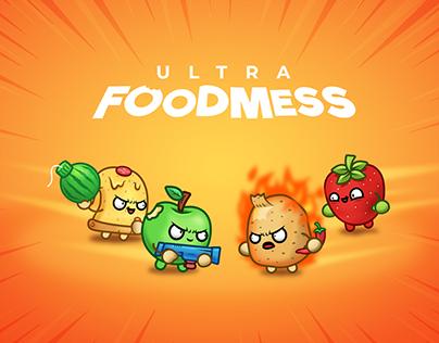 Ultra Foodmess | Game