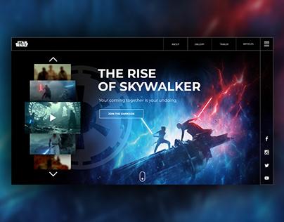 Rise of Skywalker Hero Concept