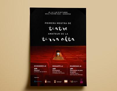 Primera Mostra de Teatre Poster