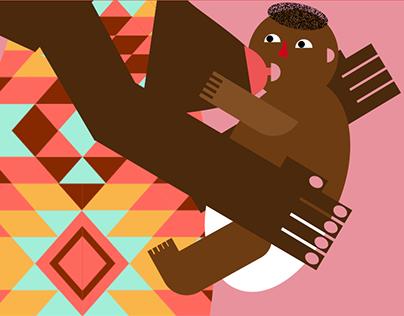 Illustrations for NGO