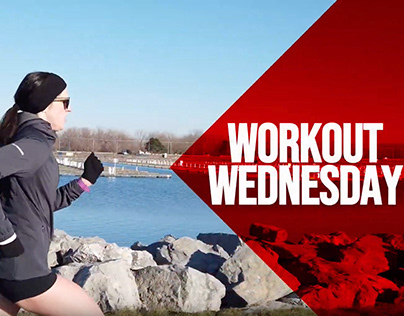 Workout Wednesday with Lizzy Mahoney