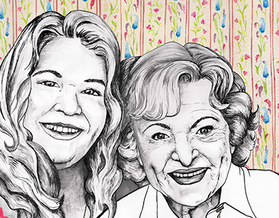 If Betty White was my BFF