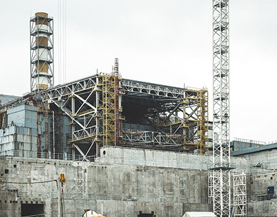 CHERNOBYL NUCLEAR PLANT / 2016 / REACTOR NO. 4