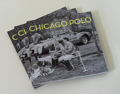 Chicago Polo Magazine Publication Design