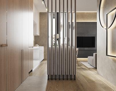 Apartament in presnya