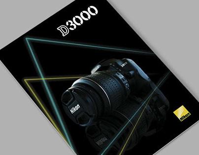Nikon D3000 Concept