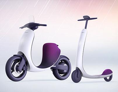NEBULA _ Future personal mobility