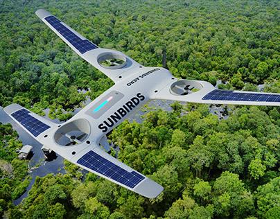 Sunbird VTOL Drone