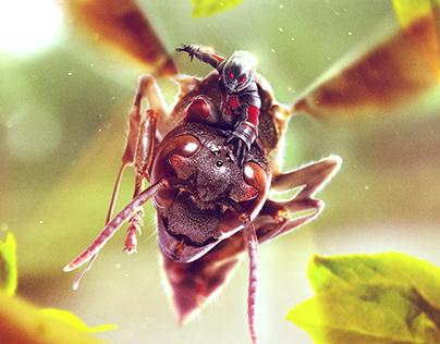 Ant-Man | RETOQUE