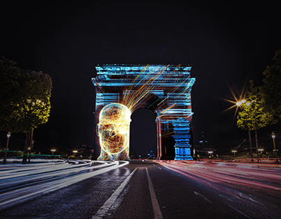Mapping Arc de Triomphe
