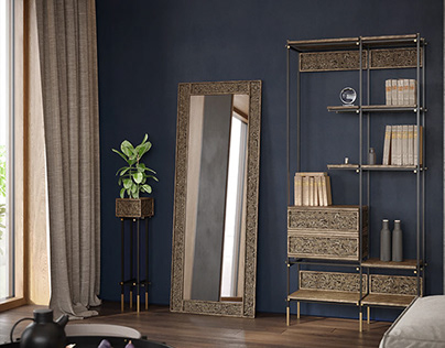 Black moon collection interiors