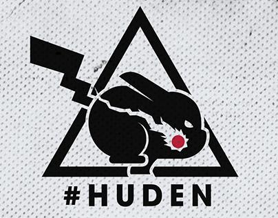 Huden Crew logo