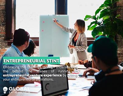 Global Entrepeneur & Talent AIESEC Indonesia