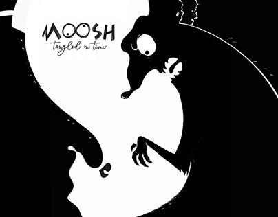 Moosh Graphic Novel