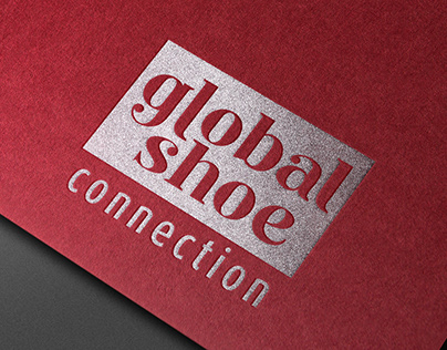Global Shoe Connection Rebranding + Logo Design + UXUI