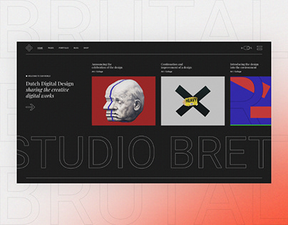 Breton® - Creative Agency