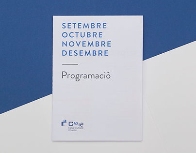 La Cate Cultural Center program - Autumn '15