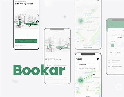Free Taxi Service UI Kit
